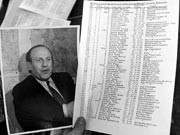 Schindler Liste, dpa