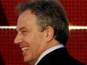 Der scheidende britische Premier Tony Blair