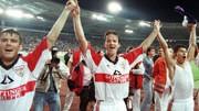 VfB Stuttgart warb für die Göttinger Gruppe