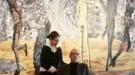 Immendorff und Frau Oda;Reuters