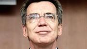 Thomas de Maizière, ex-Innenminister in Sachsen, Kanzleramtschef