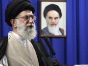 Iran, geistlicher Führer, Ayatollah Ali Chamenei, Teheran, AP