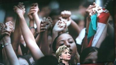 Hillary Clinton will einen karbonneutralen Wahlkampf führen