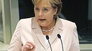 Klimaschützerin Angela Merkel