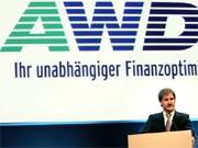 AWD-Chef Carsten Maschmeyer; dpa