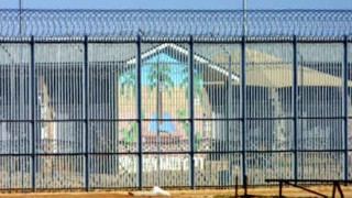 Flüchtlingslager Woomera