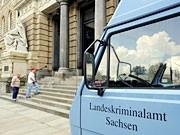 Dresden Bluttat Landgericht; ddp