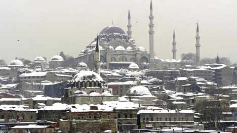Istanbul Essay von Pamuk