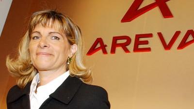 Areva-Chefin Lauvergeon zwischen den Wahlen