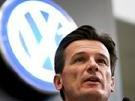 Die Tage von Wolfgang Bernhard bei VW scheinen gezählt (Bild)