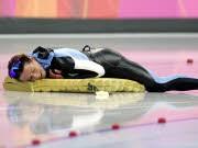 Claudia Pechstein Doping AP