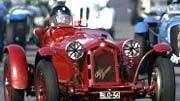 Alfa Romeo 8c Monza, Foto: dpa