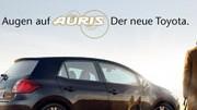 Toyota Auris Marketing Kampagne