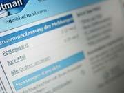 Internet EU-Richtlinie Datenspeicherung Zypries weiter als geplant Verbindungsdaten E-Mail Handy Telefon