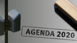 Agenda 2020, Foto: ddp, Montage: sueddeutsche.de
