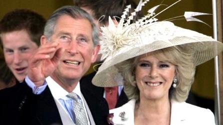 Hochzeit von Charles und Camilla