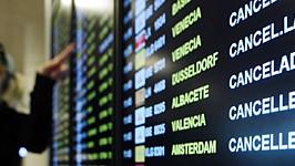Aschewolke Flugverkehr Spanien AP
