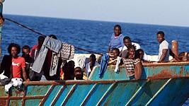 Flüchtlinge, AFP