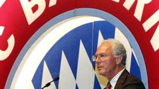Franz Beckenbauer; AP