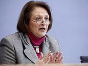 Sabine Leutheusser-Schnarrenberger, Missbrauch, Runder Tisch, dpa