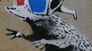 Banksy, Graffiti, Reuters