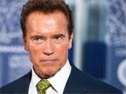 Schwarzenegger Arnold Game-Verbot Meinungsfreiheit Supreme Court, Getty