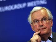 EU-Binnenmarktkommissar Michel Barnier, Foto: AFP