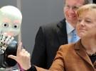 Künstliche Intelligenz versus Kanzlerin Merkel (Bild)