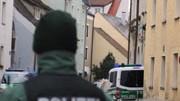 Polizeieinsatz, Student, Schusswaffe, Tennessee Eisenberg, Elektroschocker, Regensburg, Joachim Herrmann, Notwehr, dpa