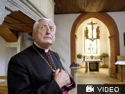 Bischof Walter Mixa, Ausburg; dpa