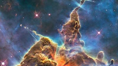 Hubble 20 Jahre Weltraumteleskop