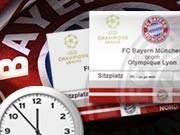 Tickets für Bayern gegen Lyon gewinnen