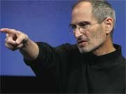 Steve Jobs Apple Flash Adobe Kontroverse, AFP