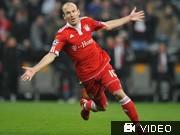 Arjen Robben; dpa
