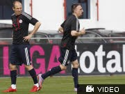 Ribery, Robben, rtr