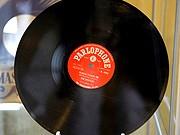 Schallplatte, dpa