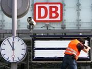 Deutsche Bahn, Foto: AFP