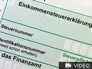 Steuererklärung, Foto: apn