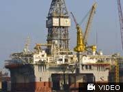 Ölplattform, Transocean, DAPD