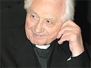 Georg Ratzinger, dpa