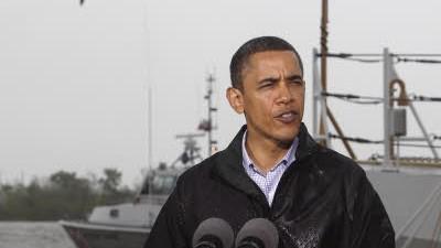 Barack Obama, Lousiana, Reuters