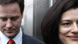 Nick Clegg; Wahl in Großbritannien; Reuters