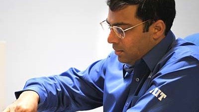 Viswanathan Anand; AFP