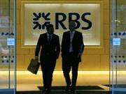 Royal Bank of Scotland, Banken, Boni, Gehälter, AFP