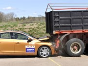 Volvo Crashtest-Zentrum