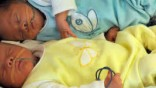 Geburtenrückgang setzt sich fort - 24 000 Kinder weniger, dpa