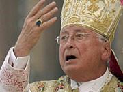 Bischof Walter Mixa Prügelvorwürfe Schrobenhausen Bistum Augsburg dpa