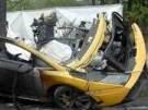 Tod im Lamborghini (Bild)