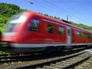 Bahn, Nahverkehr, Foto: dpa