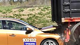 Volvo Crashtest-Zentrum